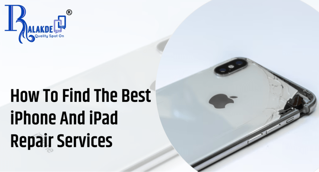 Best iPhone and iPad Repair Services