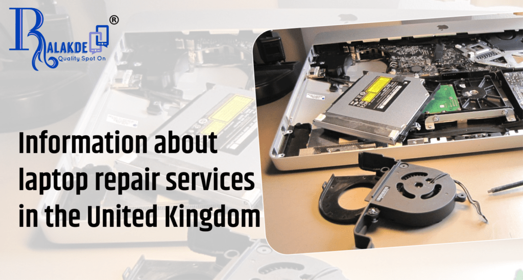 Best Laptop Repair Services in the United Kingdom