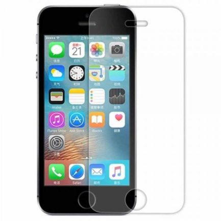 iPhone SE tempered glass screen protector